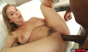 Lena Paul takes Mandingo in the..