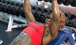 Desiree Ellis 05 - Lady Bodybuilder